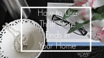 how to use thrift store finds in your home